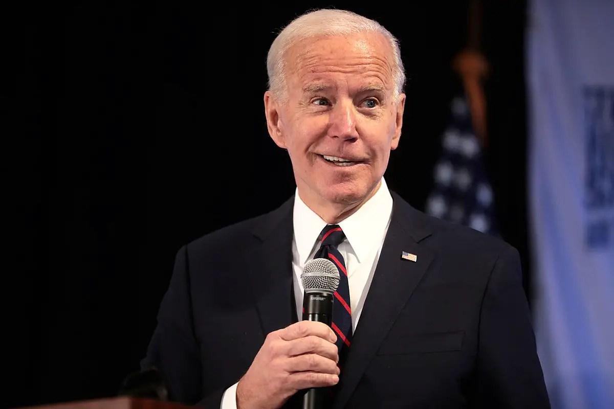 Photo of Joe Biden (Smiling)