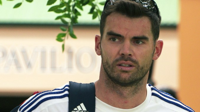 Photo of Jimmy Anderson