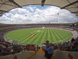 Photo of the Gabba