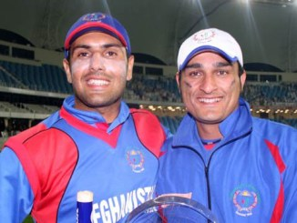 Photo of Hamid Hassan and Mohammad Nabi, key player in the Ireland Vs Afghanistan 2021 ODI series