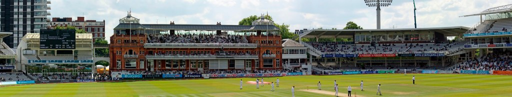 Photo of Lord's Cricket Ground, home of Test Cricket