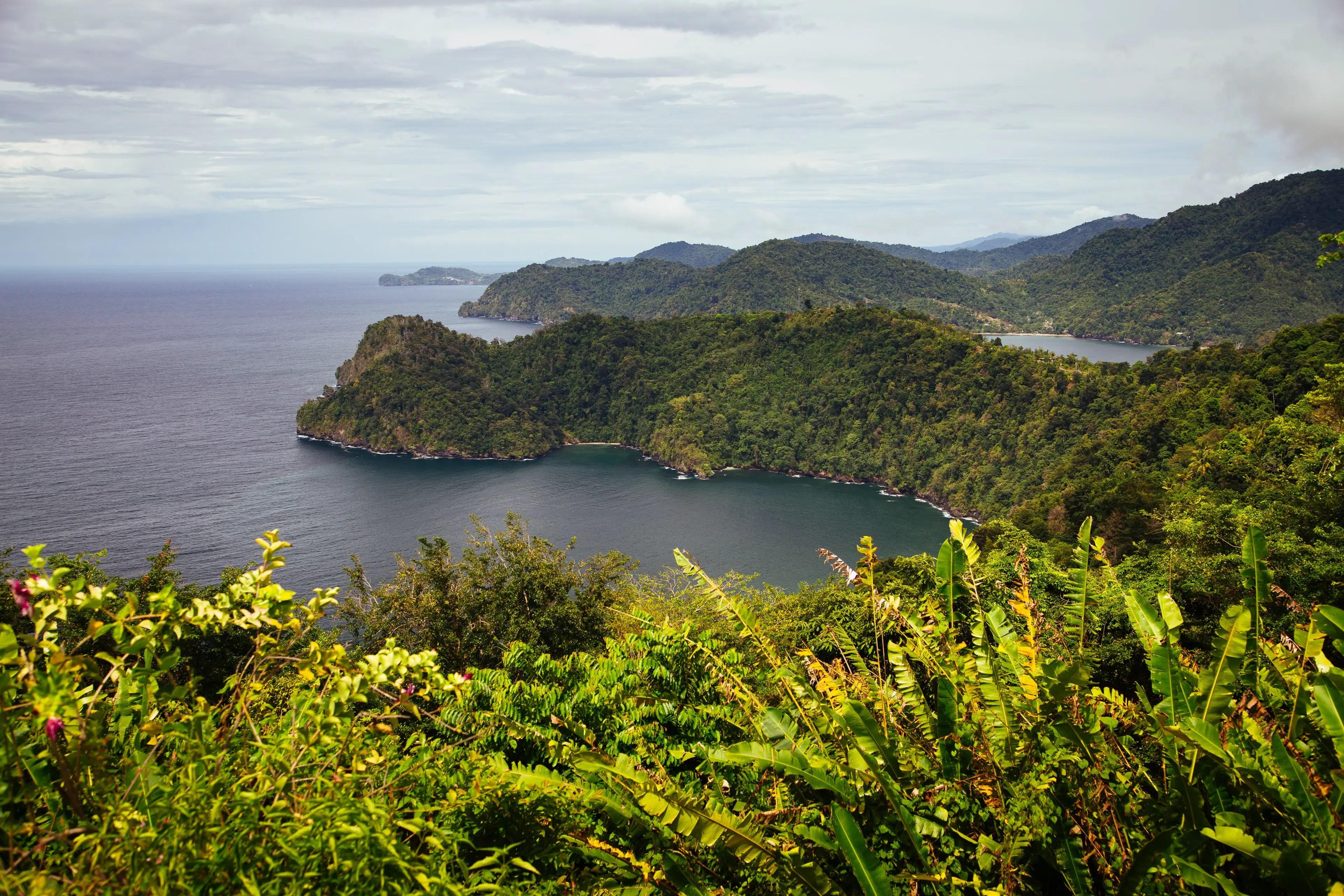 Photo of beautiful Trinidad and Tobago, Nicholas Pooran's home country