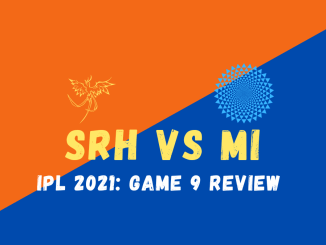 SRH Vs MI Graphic