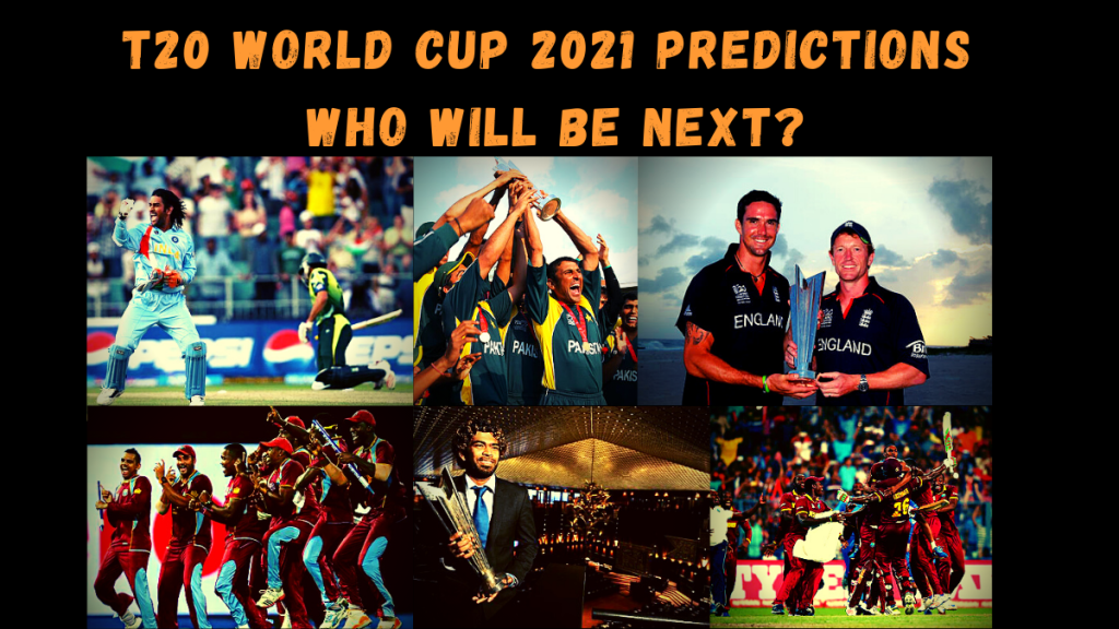 T20 World Cup 2021 Predictions