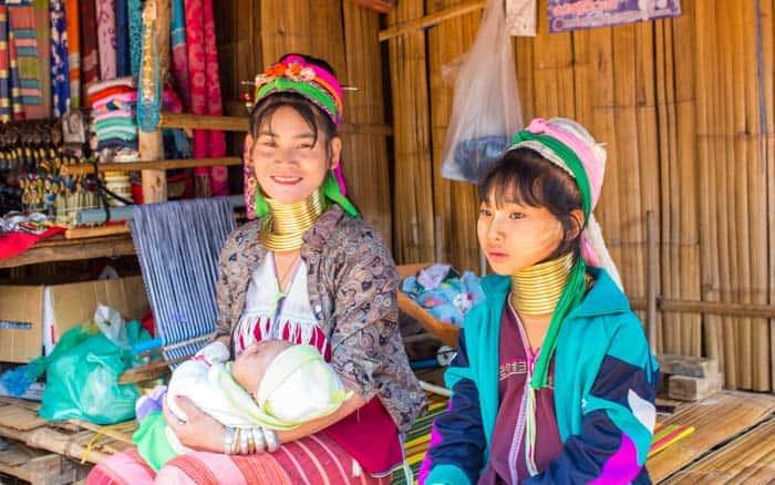 Chiang Rai things to do - Akha Village