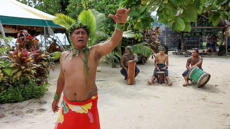 Moorea French Polynesia Welcome