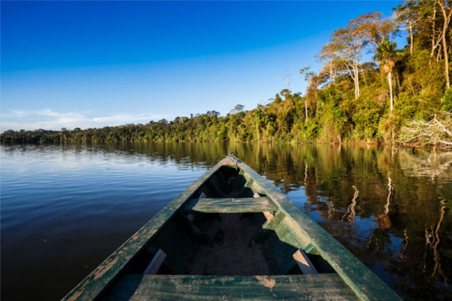 5 safest countries in South America