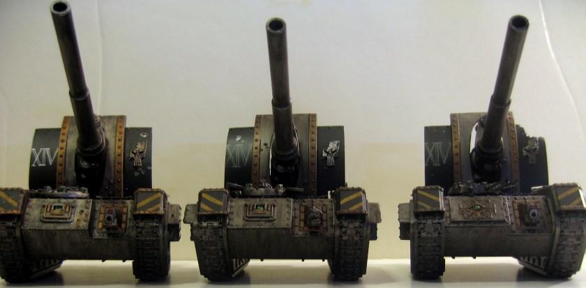 The Moirae Basilisk Tank Company of the 14th Grand Company - Traitor Guard Basilisk