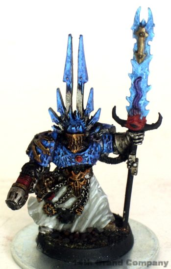 Chaos Sorcerer - Stage 4