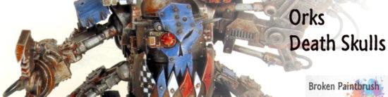 Ork Army Banner