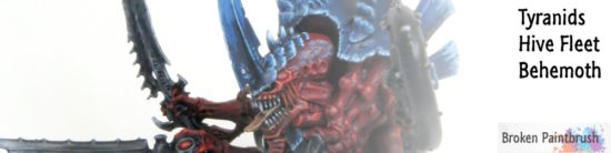 Tyranid Army Banner