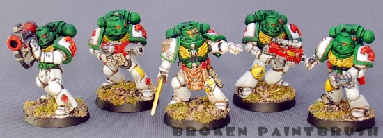 Mentor Legion Squad Finished