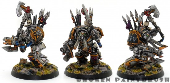 Iron Warriors Terminator 4