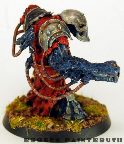 Sculpted Obliterator Final - Left