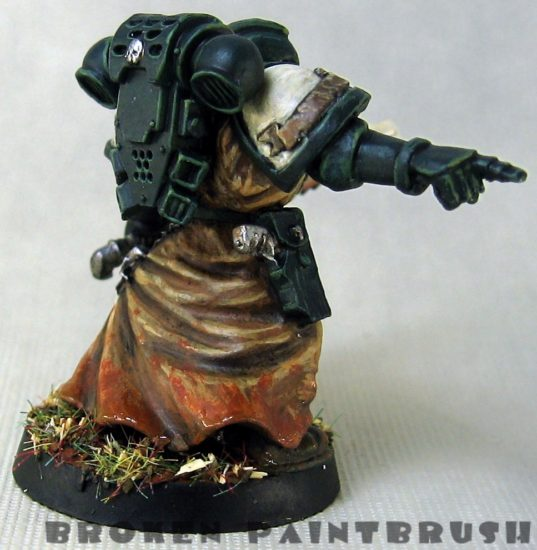 Fallen Angel Chaos Space Marine - 1 - Right