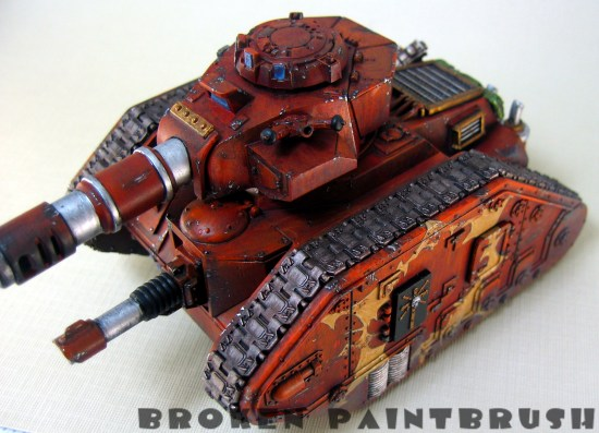 Traitor Leman Russ 3 Final - Left