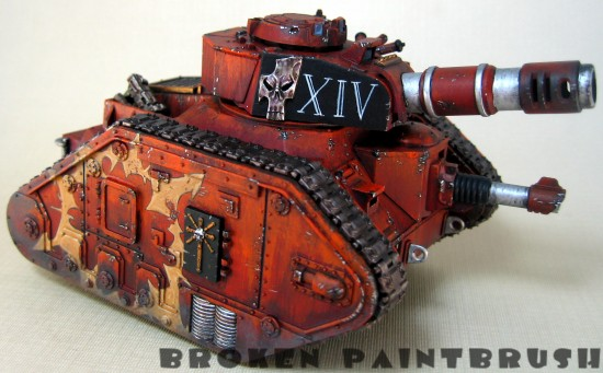 Traitor Leman Russ 3 Final - Right