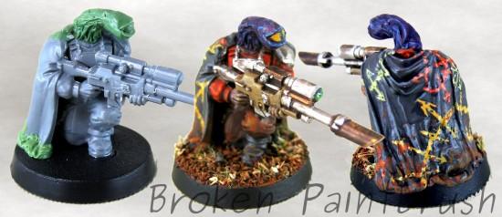Traitor Guard Sniper