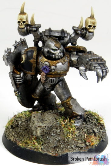 Iron Warriors Chosen