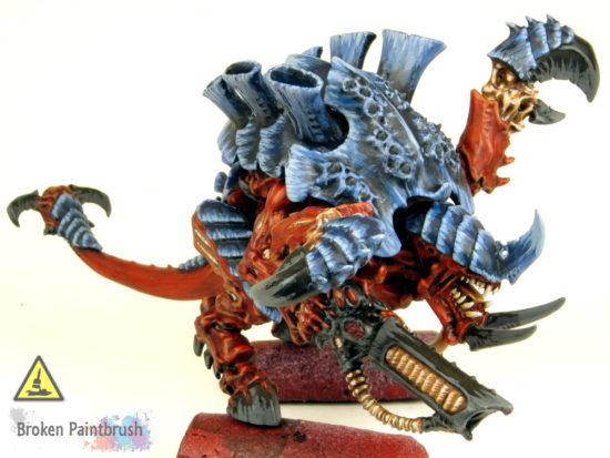 How to Paint a Carnifex Black 1