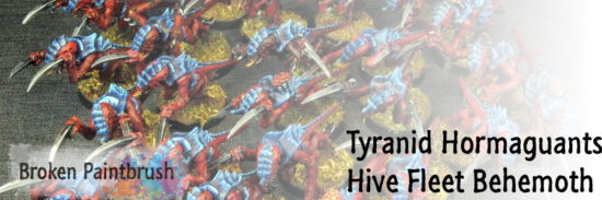 Tyranid Hormaguants