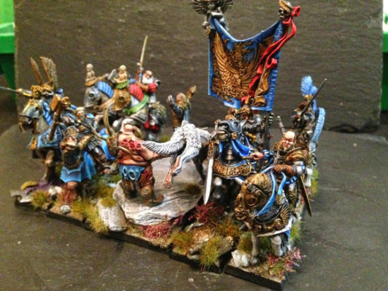 inner circle knights by paint hammer