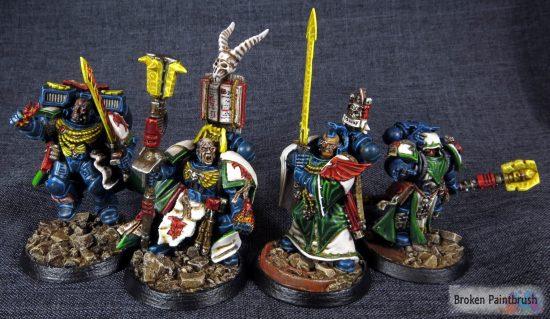 Mentor Legion Librarius Squad