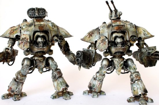 Chaos Knights by Third Eye Nuke
