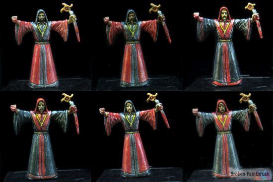 Finished Cultists Painted