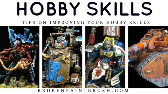 How to Improve Your Hobby Skills Series