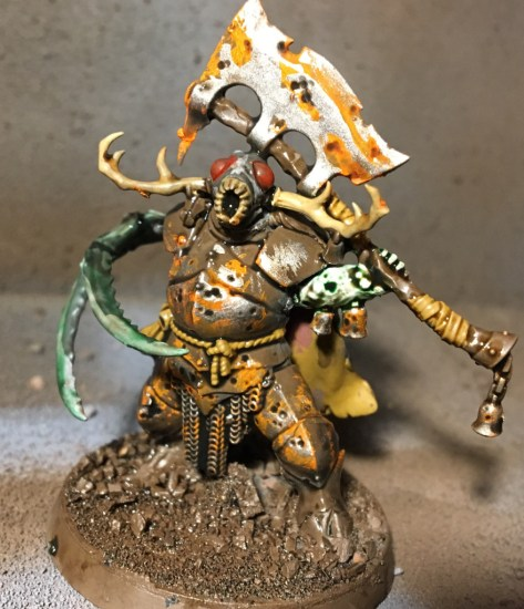 Warhammer Quest Bray Shaman for AoS28