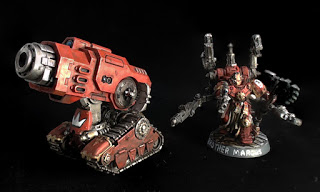 Red Hunters Thunderfire Cannon Conversion