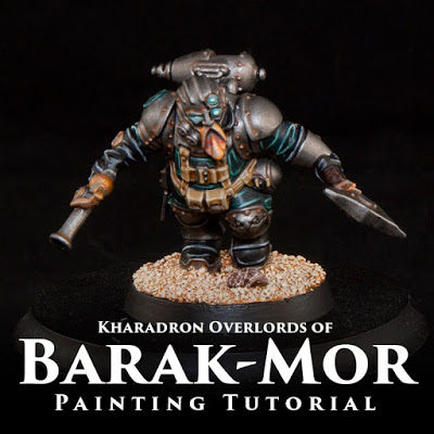 How to paint the Kharadron Overlords