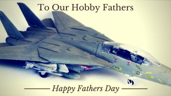 To Our Hobby Fathers