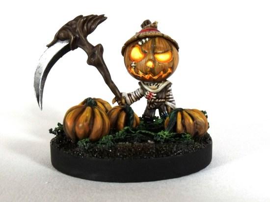 Jack Scarecrow Dungeon Ninja Explorer