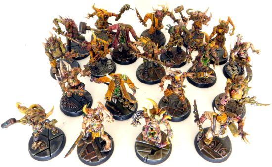 Pox Walkers from Dark Imperium