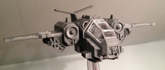 Converted Stormhawk Interceptor
