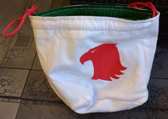 Mentor Legion Dice Bag