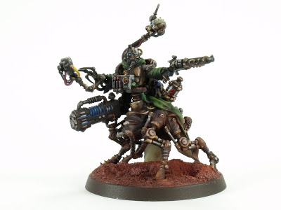 Converted Tech Priest Dominus