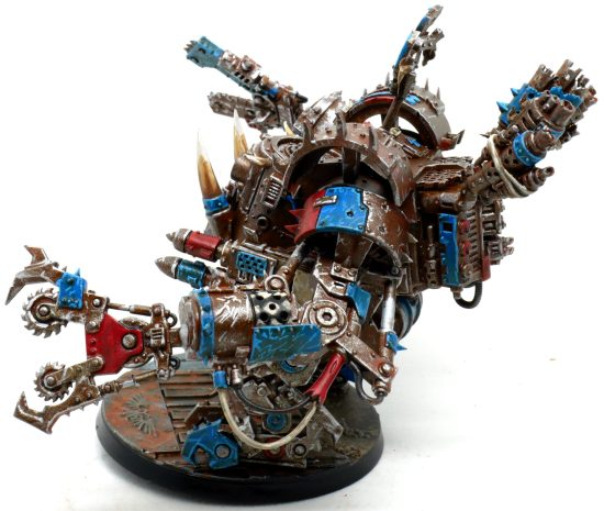 Death Skulls Deff Dread From the Right