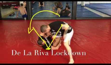 Reverse De Le Riva Lockdown - Available now - Coach Firas Zahabi