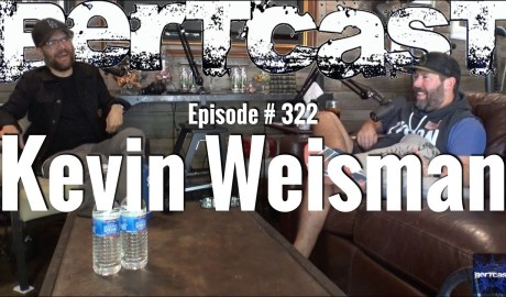 Bertcast # 322 - Kevin Weisman & ME