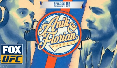 UFC 232 Recap, Alexander Hernandez | EPISODE 186 | ANIK AND FLORIAN PODCAST