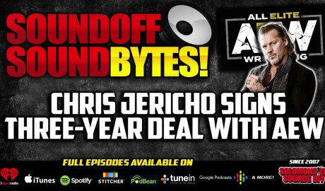 Chris Jericho Signs THREE YEAR DEAL With All Elite Wrestling