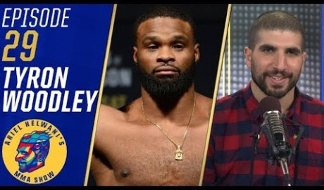 Tyron Woodley would rather fight Colby Covington, but is ready for Usman