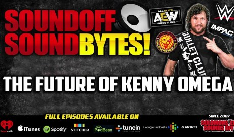 THE FUTURE OF KENNY OMEGA | WWE, AEW or New Japan?