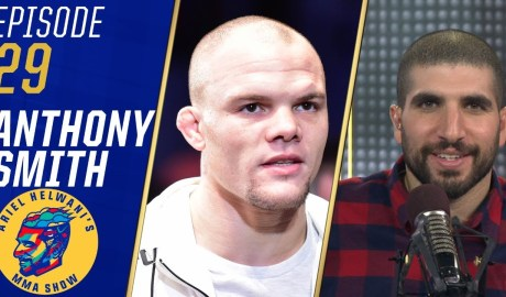 Anthony Smith confident he can take down Jon Jones at UFC 235   Ariel Helwani's MMA Show