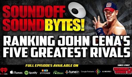 RANKING: The Top Five Greatest Rivals of JOHN CENA!