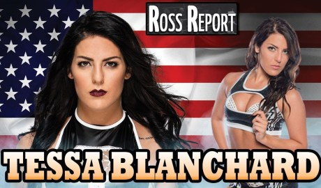 Ross Report - Tessa Blanchard and W.O.W. founder David McLane Interview