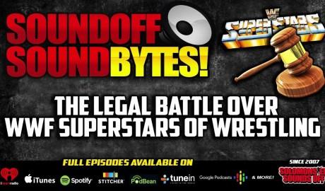 The Legal Battle Over WWF SUPERSTARS OF WRESTLING
